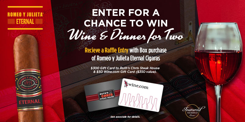 WIN WINE & DINNER FOR TWO