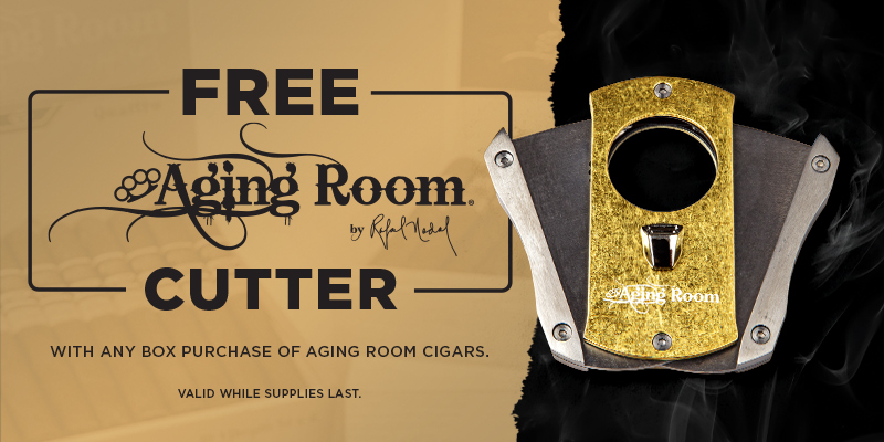GET A FREE AGING ROOM CUTTER