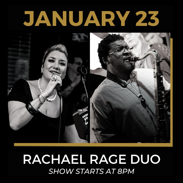 Live Music ft. Rachael Rage Duo