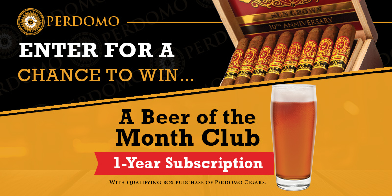 WIN A BEER OF THE MONTH CLUB SUBSCRIPTION