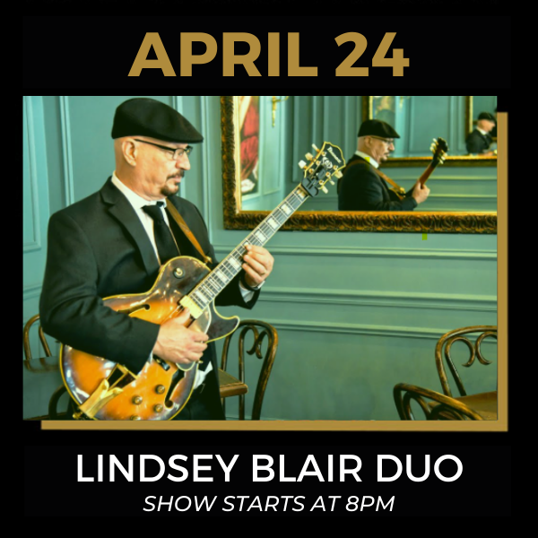 Live Music ft. the Lindsey Blair Duo