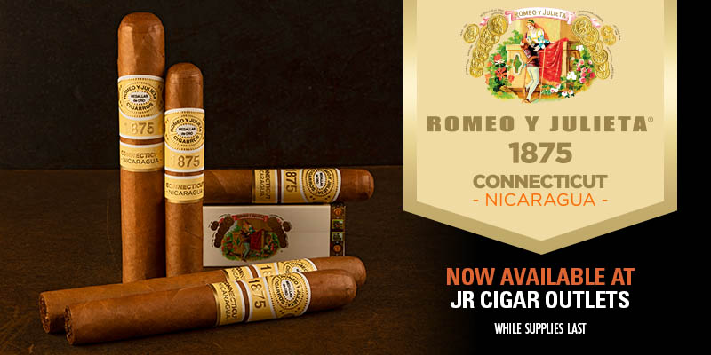 Call Out Brand (Romeo y Julieta Connecticut Nicaragua)