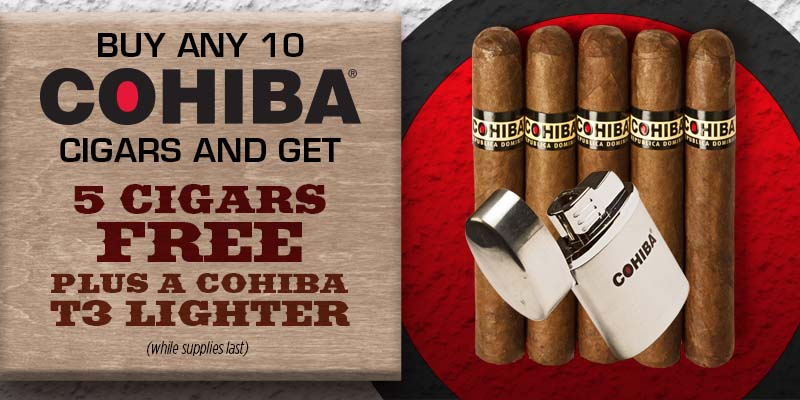 General Cigar Cohiba: