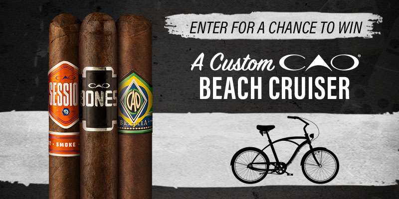 WIN A CAO BEACH CRUISER!