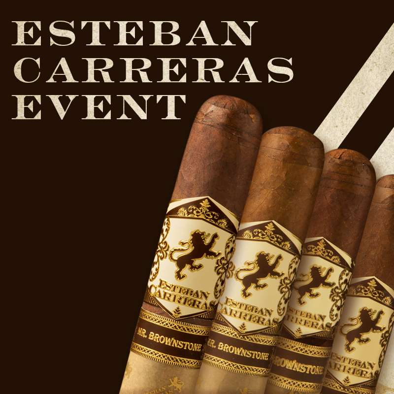Esteban Carreras Event