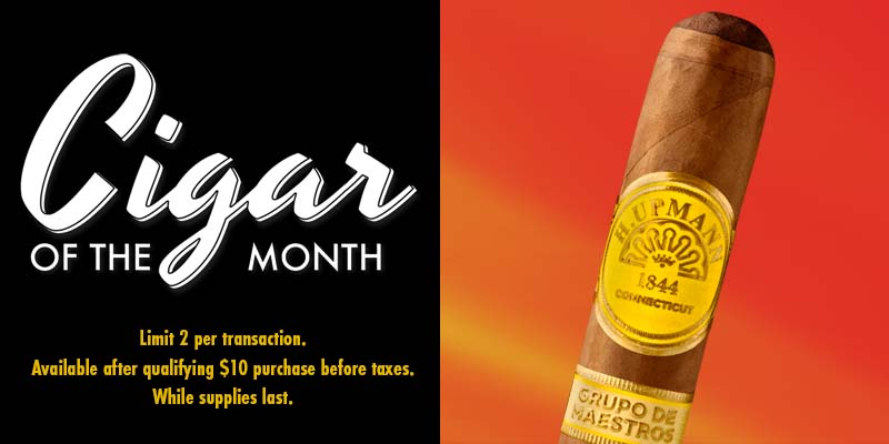 June's Cigar Of The Month: