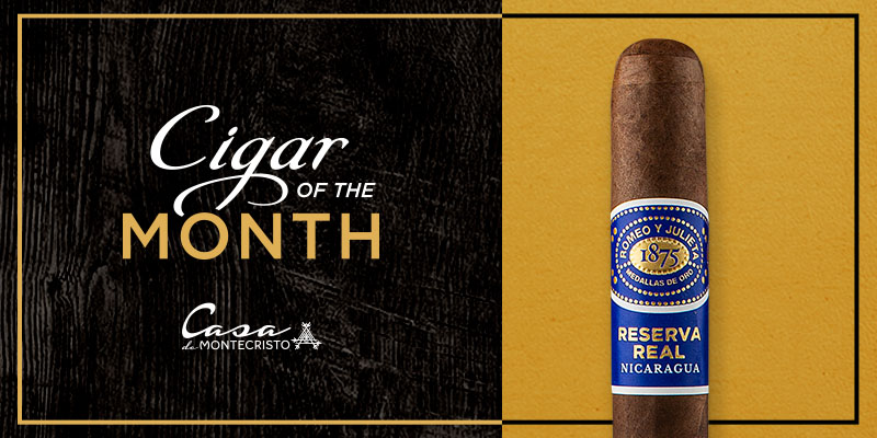 CIGAR OF THE MONTH