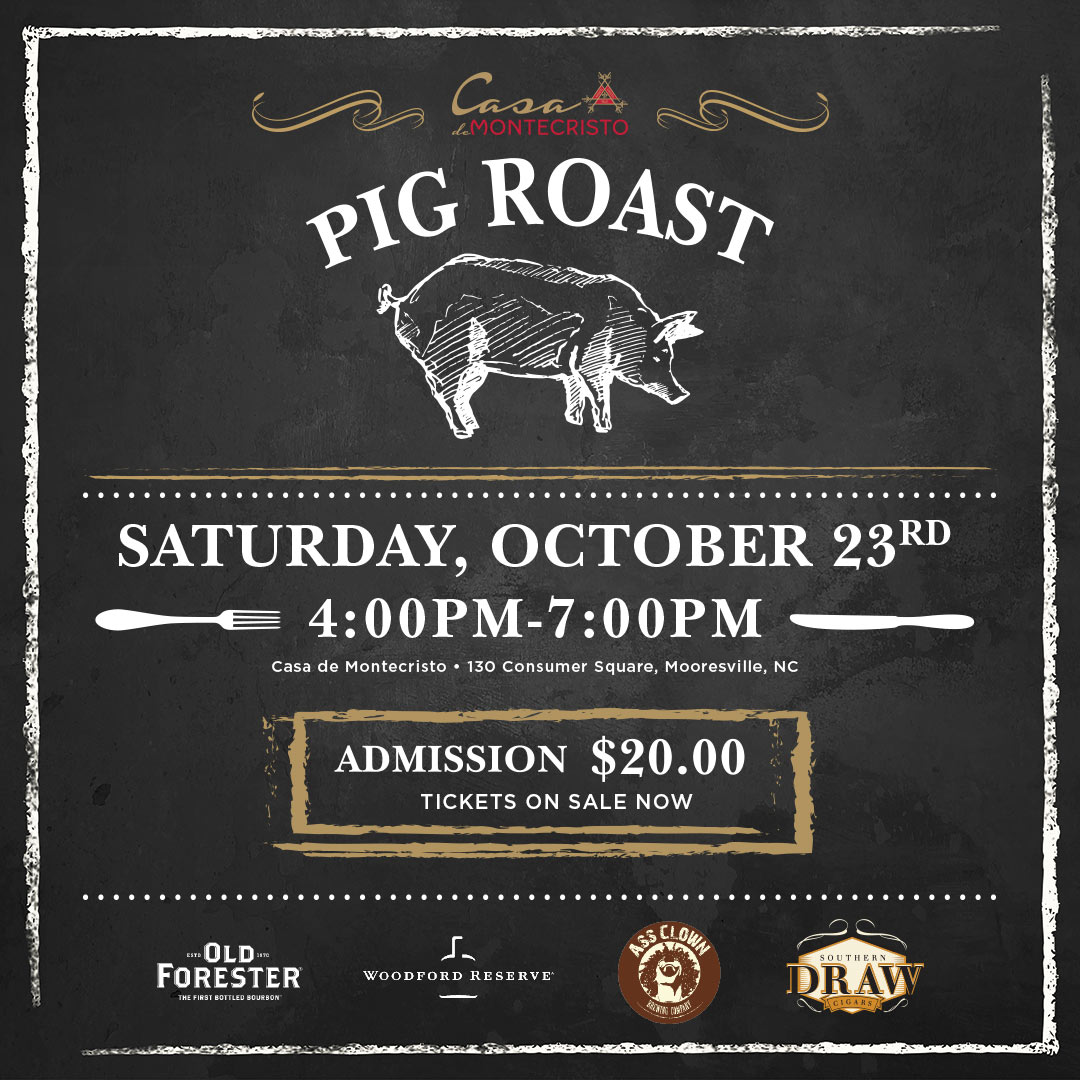 Join us for a Pig Roast!