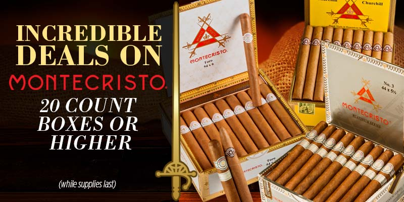 AUSA Box Deal Montecristo: