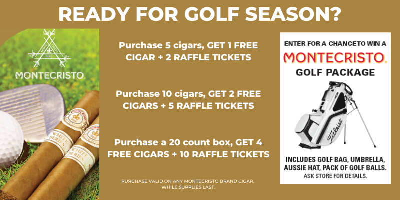 ENTER TO WIN A GOLF PACKAGE!