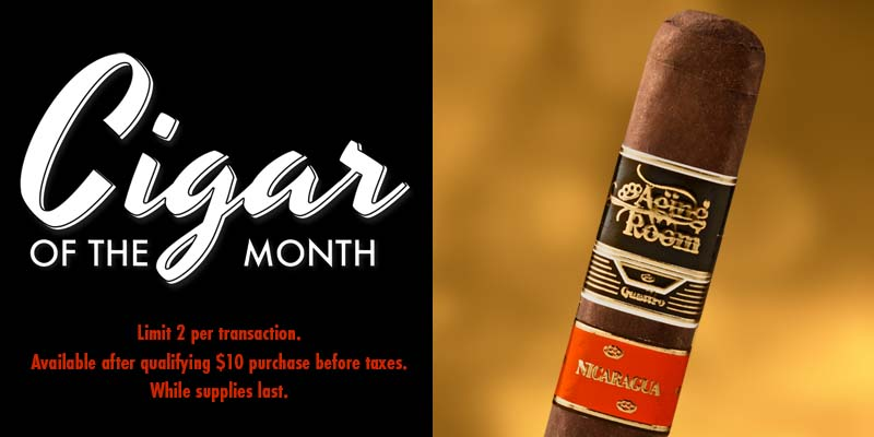 Cigar Of The Month: