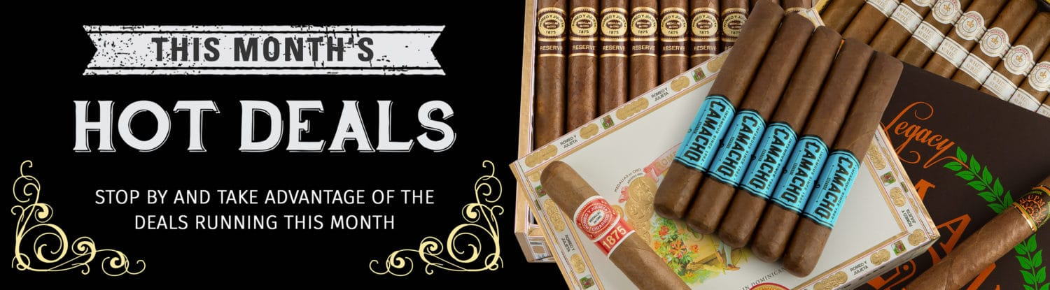 Don't Miss This Month's Hot Deals! ?