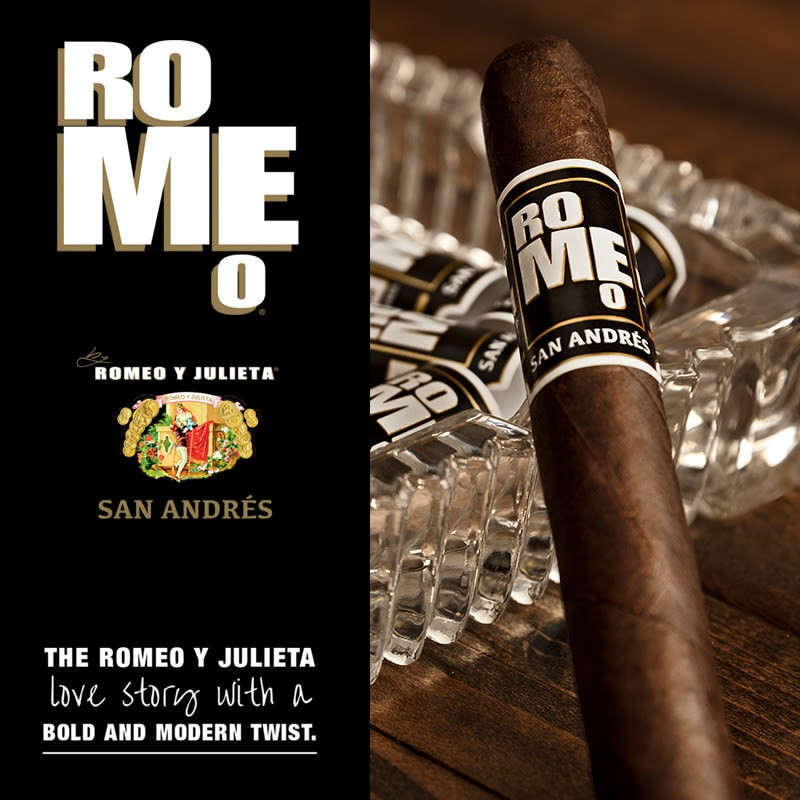 Romeo San Andrés by Romeo y Julieta: The Classic Love Story, With a Bold & Modern Twist!